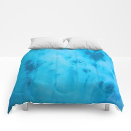 Dolphin Pod  Comforters