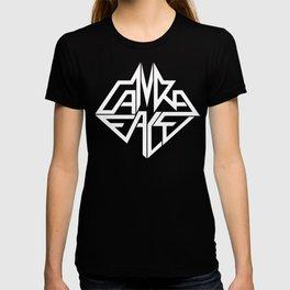 CamRaFace Logo White for T-Shirts T-shirt
