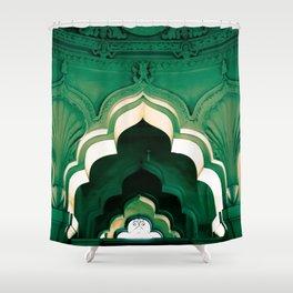 Anahata Arch Shower Curtain