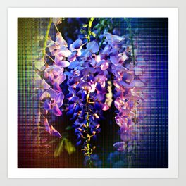 Flowermagic 20 Art Print