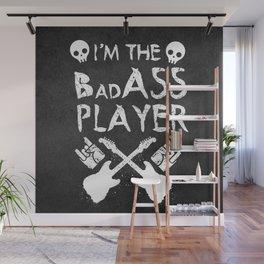 BadASS Player Wall Mural