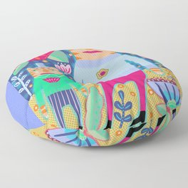 Wild Things Floor Pillow