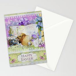Easter Time Stationery Cards