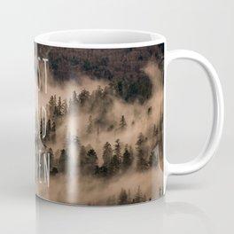 I Just Found Heaven Foggy Forest Coffee Mug