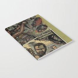 Walking Dead Notebook