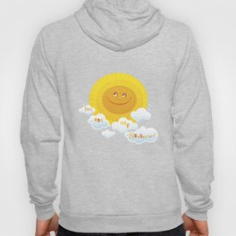 You are my Sunshine! (Turquoise) Hoody