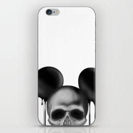 MIK€Y iPhone Skin