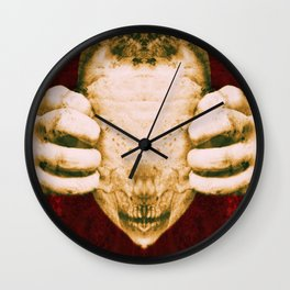 How it's going to end Wall Clock