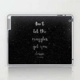 The Muggles Laptop & iPad Skin