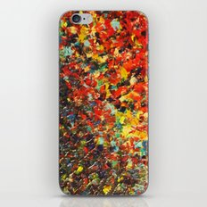 END OF THE RAINBOW - Bold Multicolor Abstract Colorful Nature Inspired Sunrise Sunset Ocean Theme iPhone Skin