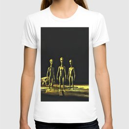 They Come in Peace T-shirt