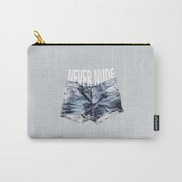Never Nude Tobias Funke Carry-All Pouch