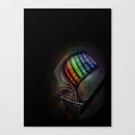 Daft Ren Canvas Print