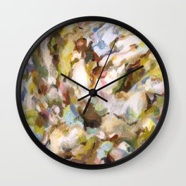 Sabine Glump Wall Clock