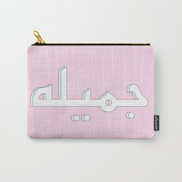 Jameela and Beautiful Carry-All Pouch