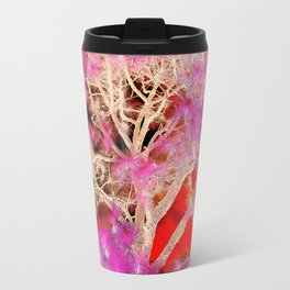 Though the clutter Travel Mug