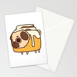 Puglie Cinnapug Stationery Cards