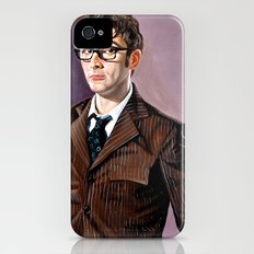 The Tenth Doctor Slim Case iPhone (4, 4s)