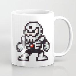 skull man Coffee Mug