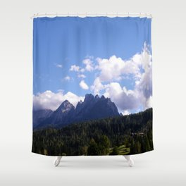 Mother's Nature Matinee Shower Curtain