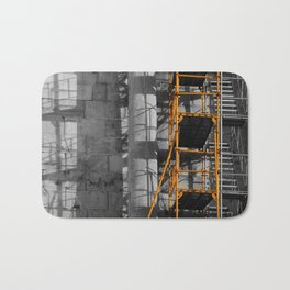 Ancient scaffold 2 Bath Mat