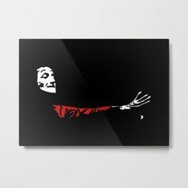 Marcel Marceau Metal Print