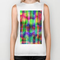 party Biker Tanks featuring Party. by Assiyam