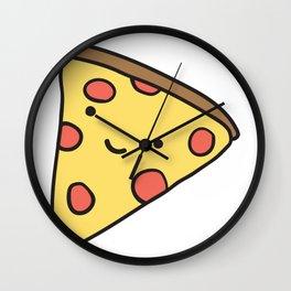 Pizza Friend Wall Clock