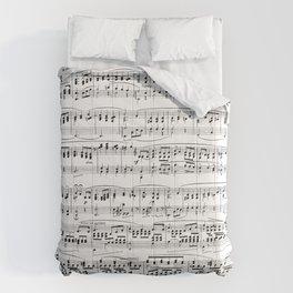 Mendelssohn Classical Sheet Music Comforters