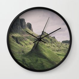 The Majesty of the Quiraing Wall Clock