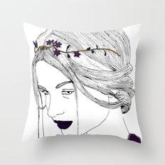 Juliet Throw Pillow