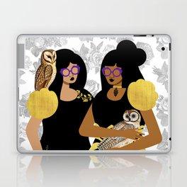 Goth Girls Laptop & iPad Skin