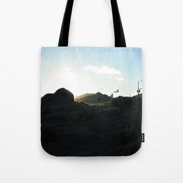 Topanga Canyon Tote Bag