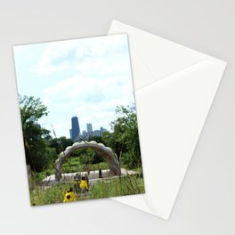 Garden View II Stationery Cards