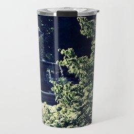 New York, NYC, Bethesda fountain Travel Mug