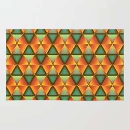 Abstract Background 26 Rug