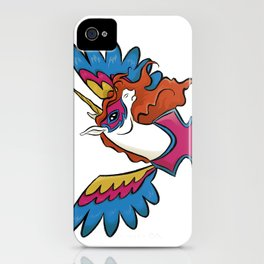 Swift Wind iPhone Case