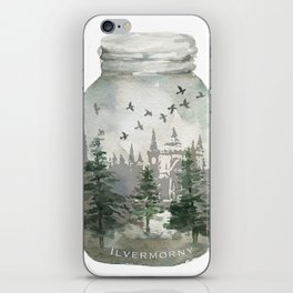 School of magic iPhone Skin