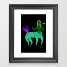 Jakii Framed Art Print