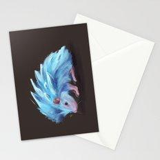 Ice Hedgehog Stationery Cards