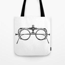 Glasses Tote Bag