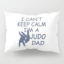 I'M A JUDO DAD Pillow Sham