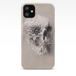 Decay Skull Light iPhone Case