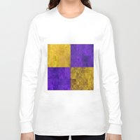 lakers Long Sleeve T-shirts featuring LA-kers by Ramo