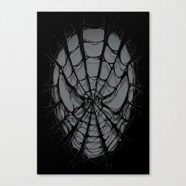 SpiderWeb Canvas Print