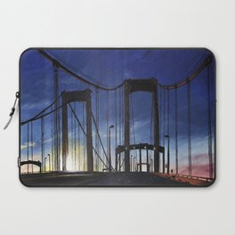 Meet Me On the Other Side Laptop Sleeve