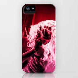 Pyrexia iPhone Case