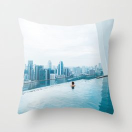 Malaysia Dips Throw Pillow