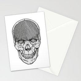 Skull 10 Stationery Cards