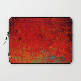 Figuratively Speaking, Abstract Art Laptop Sleeve